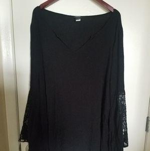Torrid Black Swimsuit Cover